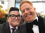 How Orange Is the New Black's Lea DeLaria Spent Her Night at the SAG Awards