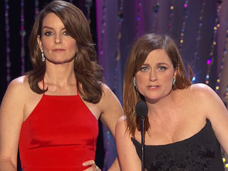 Tina Fey and Amy Poehler Poke Fun at Leonardo DiCaprio During SAG Awards: 'You Ate Bison Liver, Big Whoop'