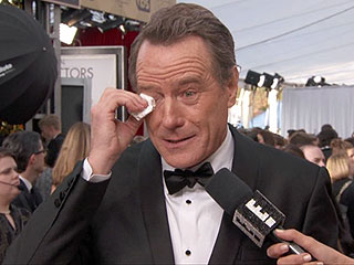 Bryan Cranston Laughs Himself to Tears After Watching a Clip of His Early TV Guest Appearance – on Baywatch!