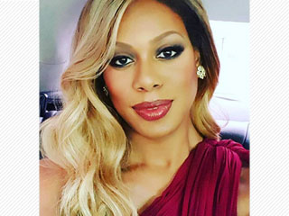 Laverne Cox: 'We Must Celebrate Those Award Shows That Celebrate Diversity'