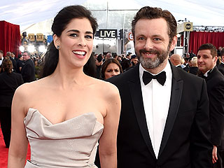 Sarah Silverman Says Boyfriend Michael Sheen's Okay with Her Using Their Sex Life in Her Comedy: 'Because No One Will Believe It's True'