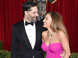 Sofia Vergara and Joe Manganiello Make Their Awards Show Debut as a Married Couple at the SAG Awards