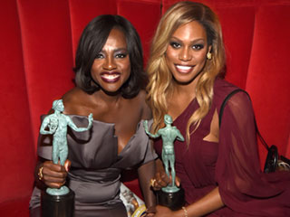SAG Awards: What You Didn't See on TV and at the After-Party!