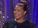 Bessie Star Queen Latifah Thanks Parents for 'Telling Me I Could Achieve Anything' in SAG Awards Acceptance Speech