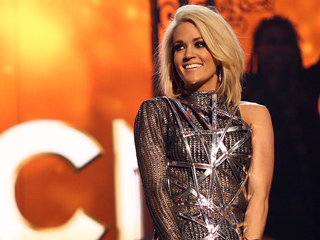 Every Time Carrie Underwood Was the Literal Embodiment of the Fire Emoji During Her ACMs Performance