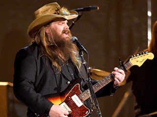 FROM EW: Chris Stapleton Gives Stunning Performance at the ACM Awards