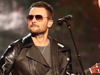 FROM EW: Eric Church Honors David Bowie, Scott Weiland, Lemmy and Glenn Frey at ACM Awards
