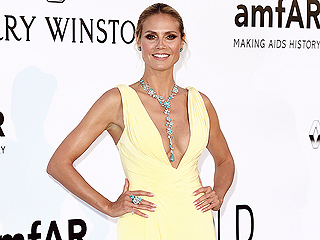 Stars Like Heidi Klum and Emilia Clarke Are Loving Pale Yellow Gowns!