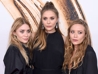 All Three Olsen Sisters Show Up to the CFDA Awards Wearing (You Guessed It!) All Black