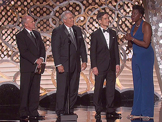 Fact: Leslie Jones Had the Best Time at the Emmys This Year