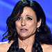 Julia Louis-Dreyfus Reveals Her Father Died Two Days Ago in Tearful Emmys Acceptance Speech