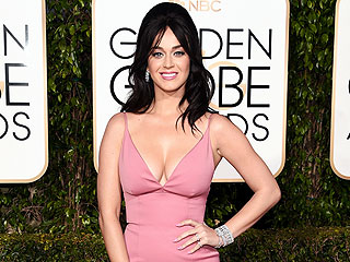 Katy Perry's Golden Globes Look Came Together in Just Five Days! Get the Scoop from Her New Stylist