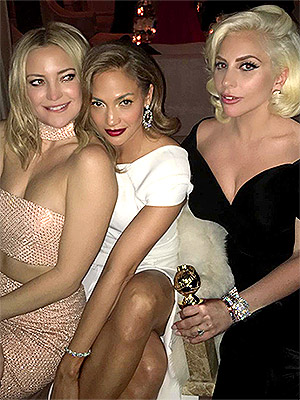 Leo! Gaga! The Stars We'd Most Want to Hang with at the Golden Globes Afterparties