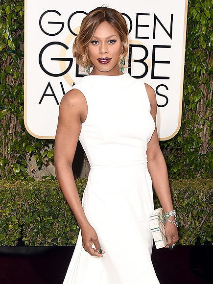 Golden Globes 2016: Laverne Cox Teases Orange Is the New Black