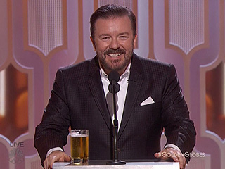 Your Guide to Drinking on Stage at the Golden Globes