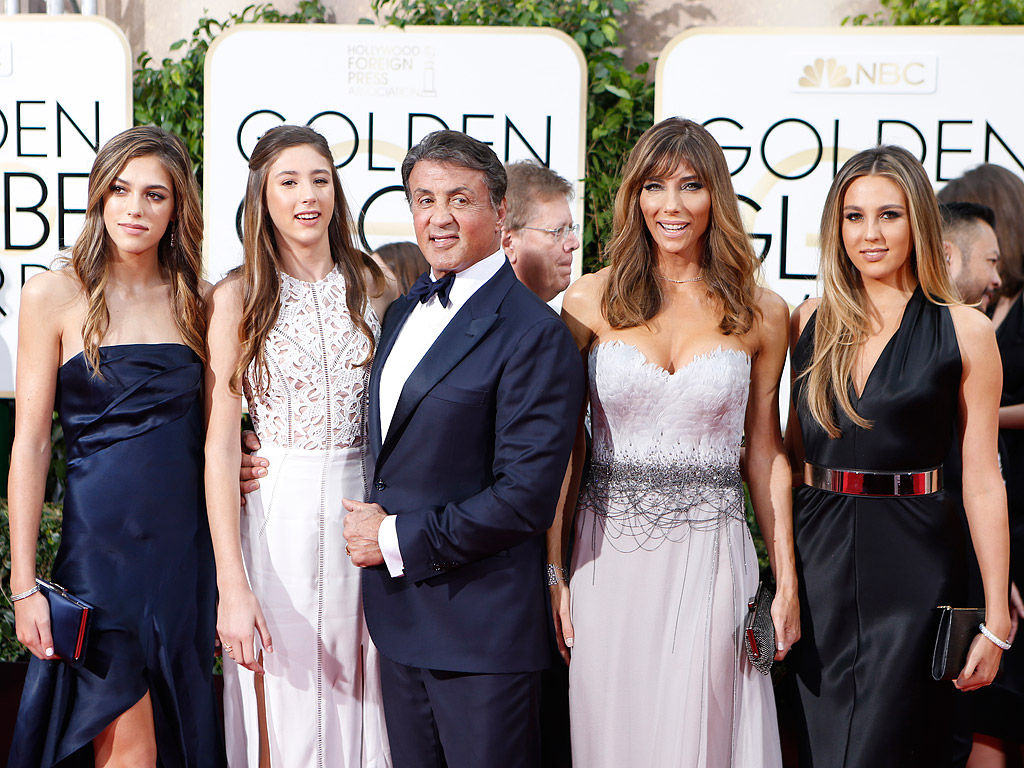 Sylvester Stallone Opens Up About Being 'Tenderized' by His Wife and Three Daughters: 'Women Rule'| Movie News, Sylvester Stallone