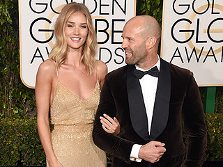 EXCLUSIVE: Jason Statham and Rosie Huntington-Whiteley Are Engaged – See Her Massive Ring!