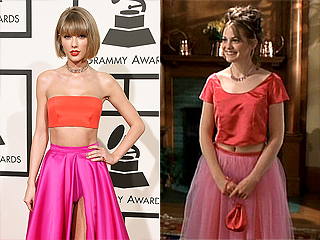 Your Grammys Look Reminds Me Of…
