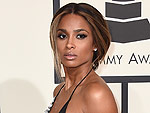 Ciara on Her Naked Grammys Dress: 'We Tacked It in Places Where It Could Blow'