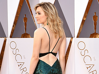 Better from the Back: See These Oscars Gowns from All Angles