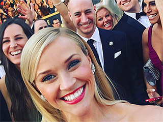 You Might Have Missed These Oscars Moments – but Thankfully Celebs Snapped Them for You