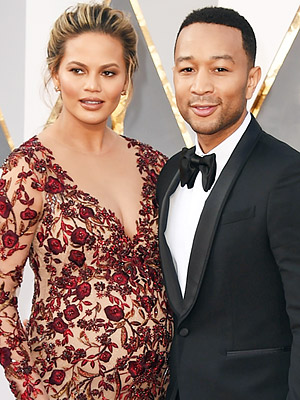Chrissy Teigen and John Legend's Princess-worthy Baby ...