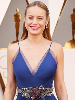 Brie Larsen Oscars