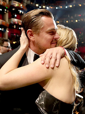 Leo's Epic Oscars Win, as Explained by the Titanic Theme Song