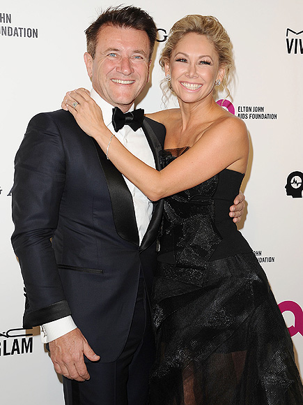 Kym Johnson and Robert Herjavec Make First Public Appearance After Announcing Engagement, Talk Proposal and Wedding Plans| Couples, Academy Awards, Oscars 2016, TV News, Kym Johnson