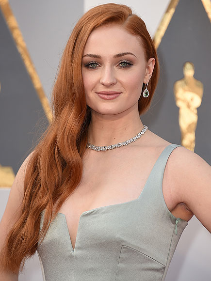 Sophie Turner Got Over Her Body Image Issues Through Exercise