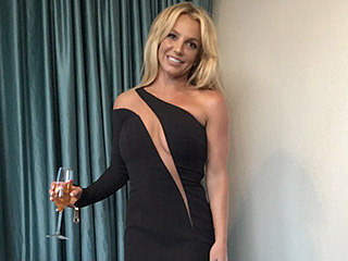 Britney Spears Looks Glory-Ous and No We Won't Apologize for That Pun