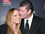 Mariah Carey's Singing Fiancé and 35-Carat Ring Steal the Spotlight at Her Concert: 'Anyone Notice I Got a New Bauble?'