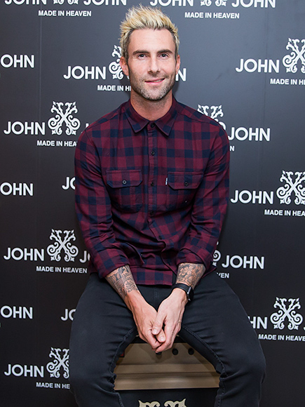 Adam Levine birthday