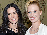 Demi Moore and January Jones, the Billions Cast, Michelle Obama & More!