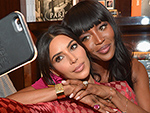Kim Kardashian and Naomi Campbell, Plus Liv Tyler, Prince Harry, Matthew Morrison & More!