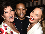 Kris Jenner, John Legend & Chrissy Teigen, Plus Joe Jonas, Kevin Hart & More!