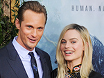 Alexander Skarsgard & Margot Robbie, Plus Tyra Banks, Nick Jonas & More!