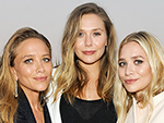 Mary-Kate, Elizabeth & Ashley Olsen, Plus David Beckham, Gwen Stefani, Naya Rivera & More!