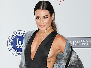 11 of Lea Michele's Most Naked Moments, Ranked