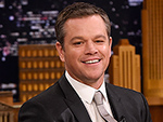 Matt Damon, Plus David Beckham, Gwen Stefani, Naya Rivera & More!