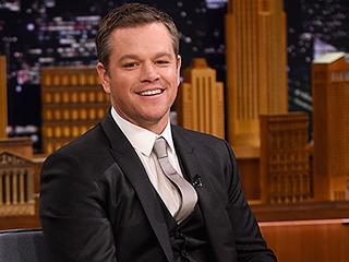 Matt Damon, Plus David Beckham, Gwen Stefani, Naya Rivera & More!