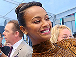 Zoë Saldana, Plus Chris Pine, Lady Gaga, Emily & John and More!