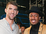 Michael Phelps & Nick Cannon, Plus Jessica Alba, Vanessa Hudgens & More!
