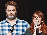 Nick Offerman & Megan Mullally, Plus Kelly Rowland, Oprah Winfrey, Jaden Smith & More!
