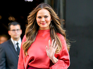 Chrissy Teigen on Her Style: 'I Want to Be One of the It Girls, Like the Gigis or the Kendalls'
