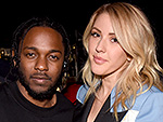 Kendrick Lamar and Ellie Goulding, Plus Rihanna, Miley Cyrus & More