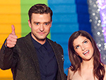Justin Timberlake & Anna Kendrick, Plus Helen Mirren, Michelle Obama and More!