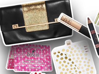 Get New Year's Eve Party-Ready with These Mini Clutch-Worthy Essentials