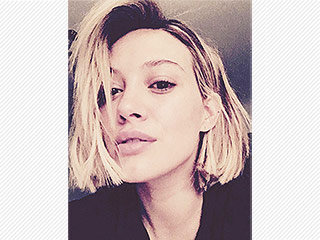'It's Pretty Short': Check Out Hilary Duff's Major Hair Chop