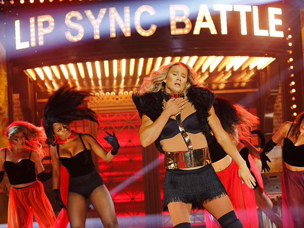 Channing Tatum Lip Sync Battle
